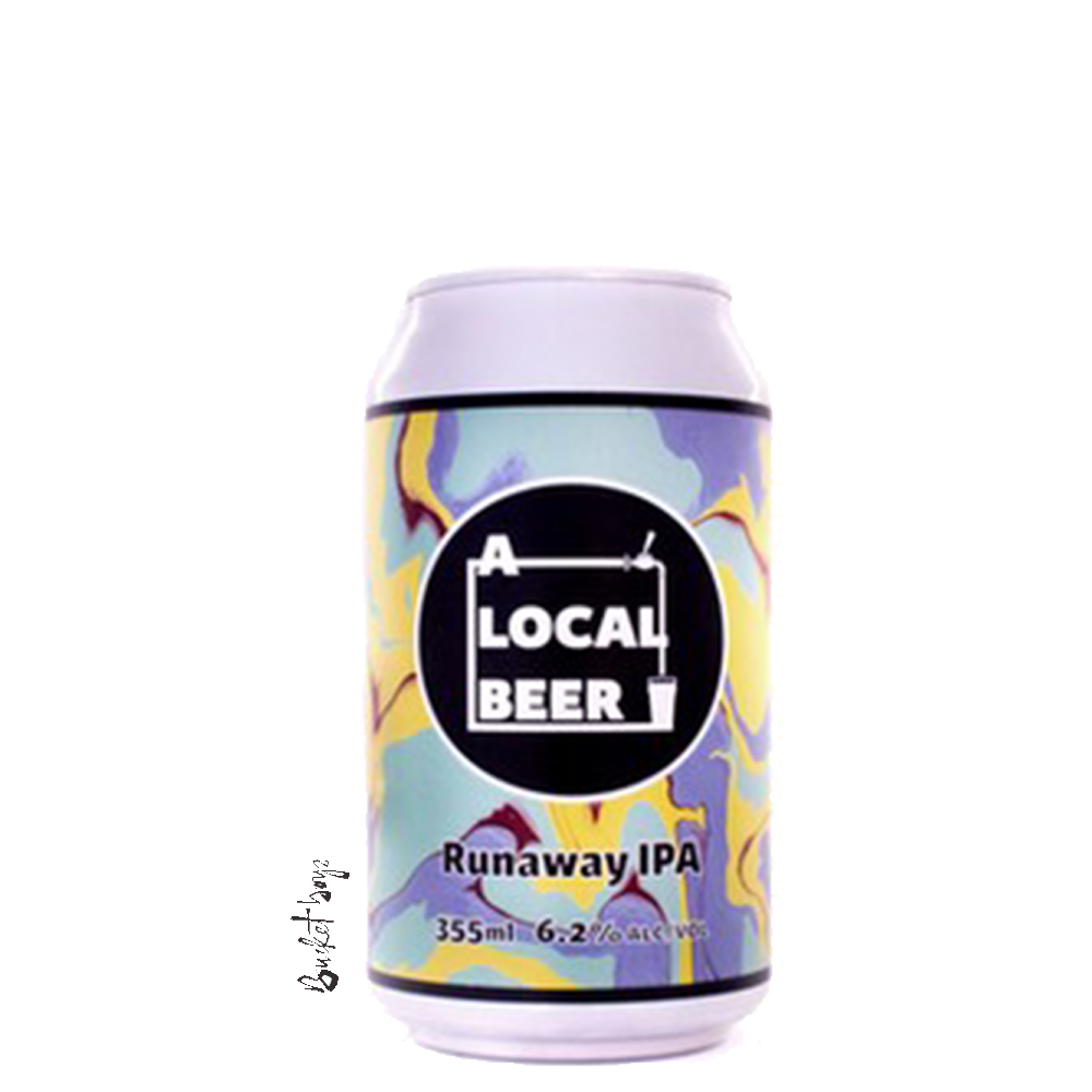 A Local Beer Runaway IPA