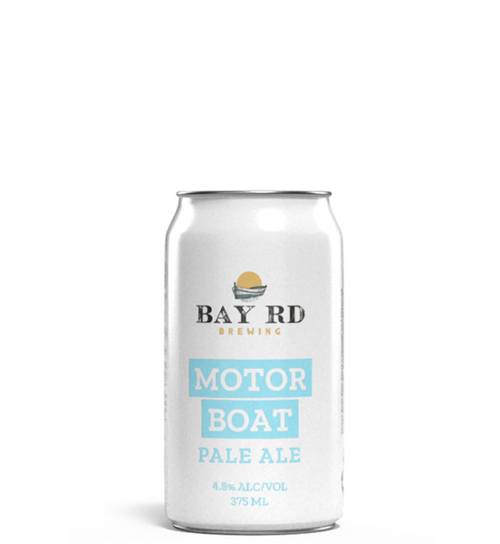 Bay Rd Brewing Motor boat Pale Ale (375ml)