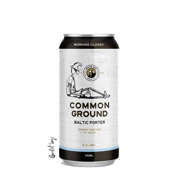 White Bay Common Ground Baltic Coffee Porter