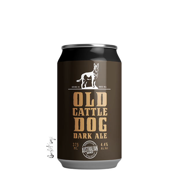 Australian Brewery Old Cattle Dog Dark Ale