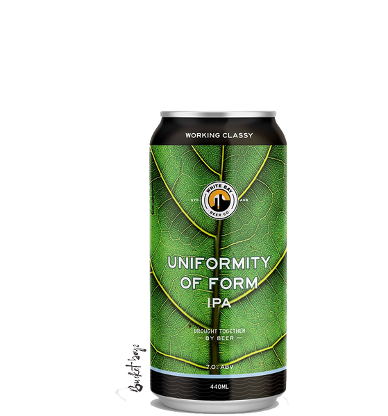 White Bay Uniformity Of Form IPA