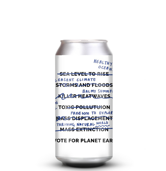 Cloudwater A Vote For Planet Earth