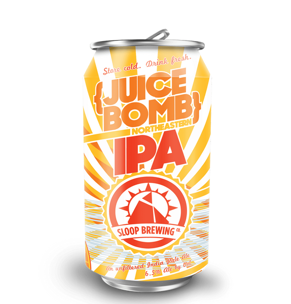 Sloop Juice Bomb NEIPA (355ml)