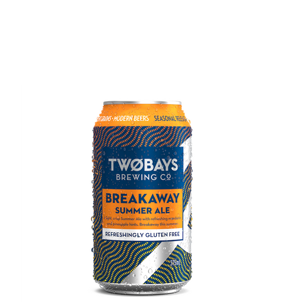 Twobays Breakaway Summer Ale (375ml)