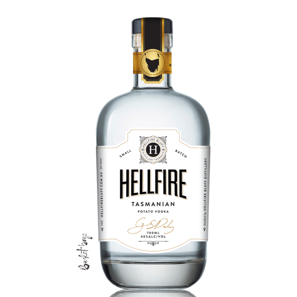 Hellfire Potato Vodka