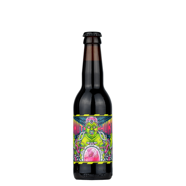 Cervisiam Bhuthurt Imperial Maple Stout (330ml)