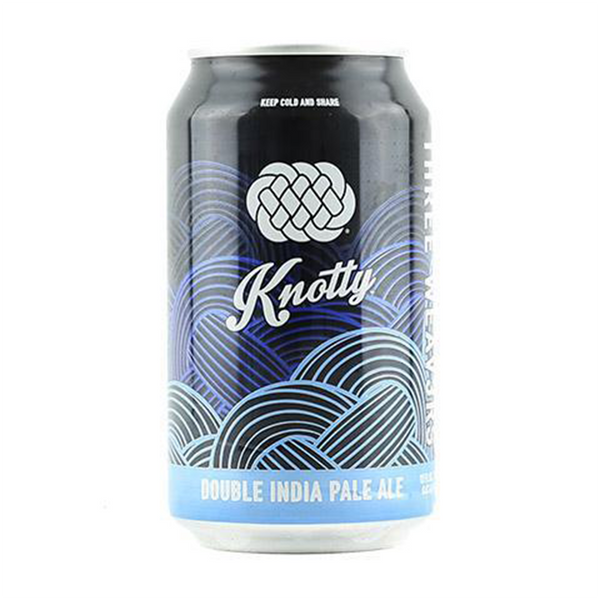 Three Weavers Knotty DIPA (355ml)