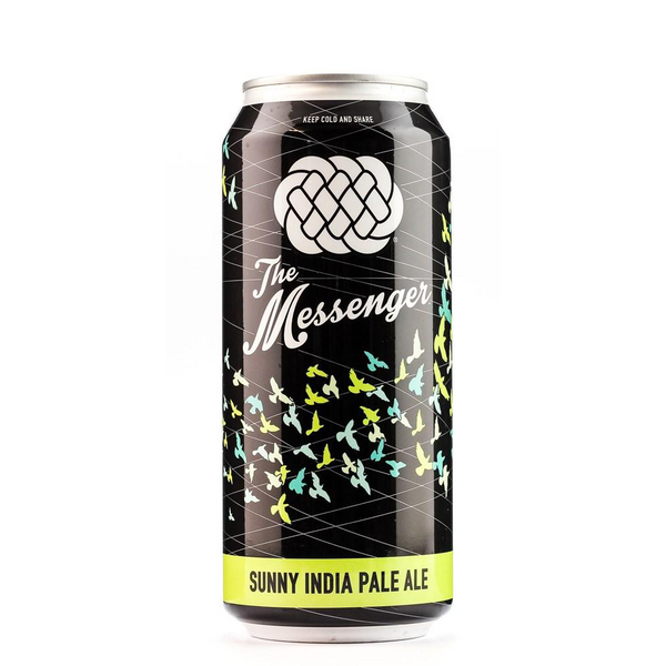 Three Weavers The Messenger IPA (473ml)