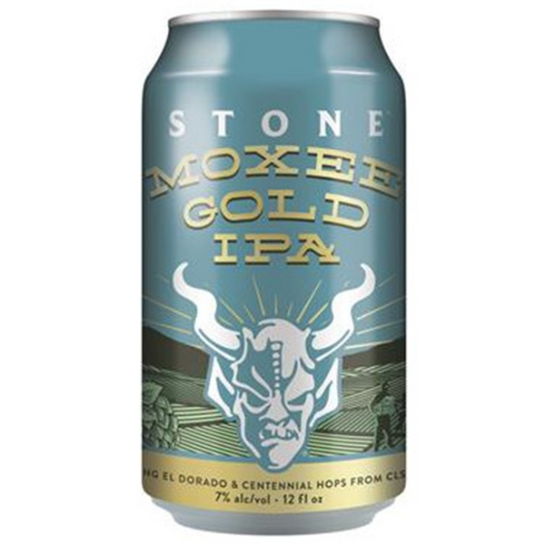 Stone Moxee Gold IPA (355ml)