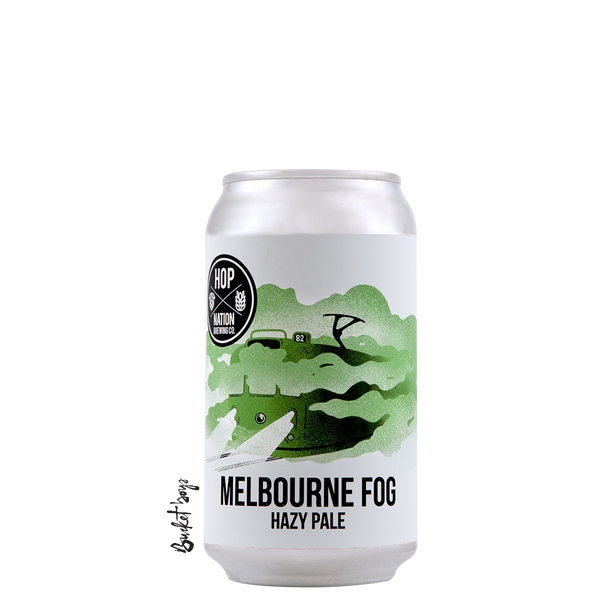 Hop Nation Melbourne Fog
