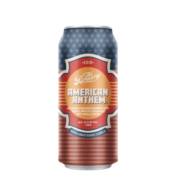 The Bruery American Anthem 2019