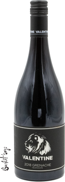Valentine Wines Grenache 2018 (750ml)