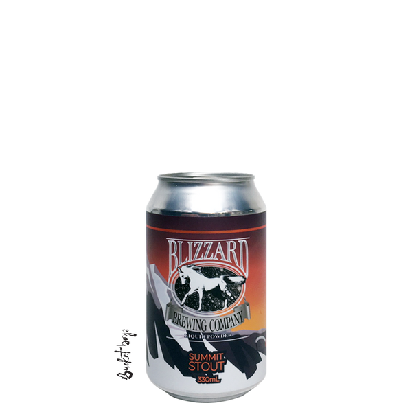 Blizzard Brewing Summit Stout