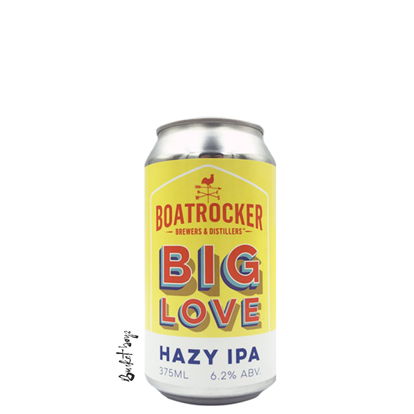 Boatrocker Big Love Hazy IPA