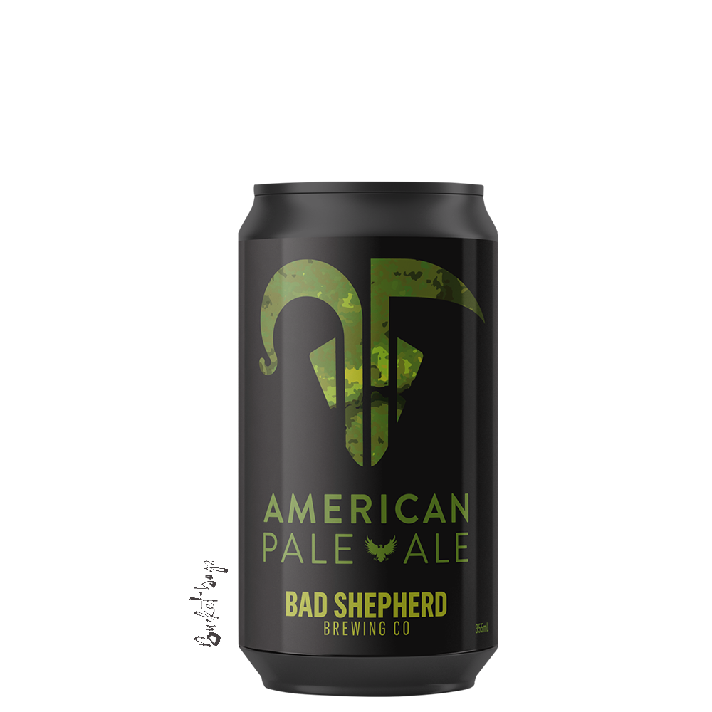 Bad Shepherd American Pale Ale