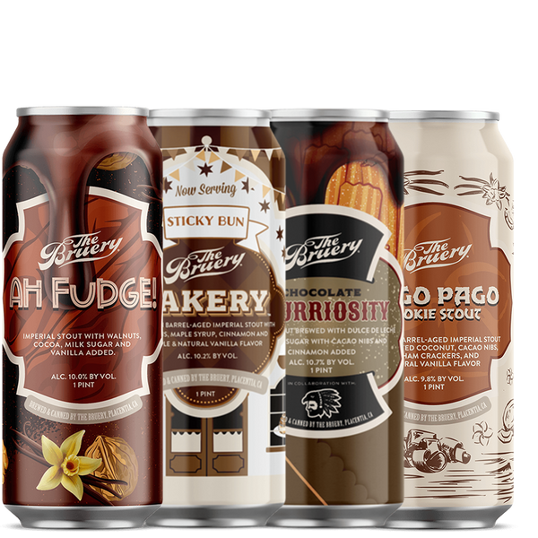 The Bruery Sweet Tooth 4 Pack (PRE ORDER)