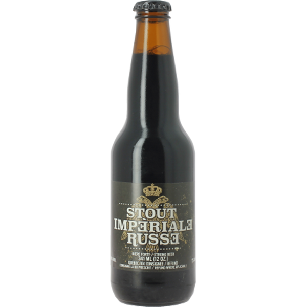 Brasserie Dunham Russian Imperial Stout (341ml)