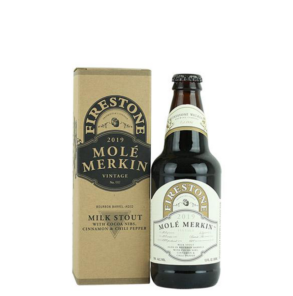 Firestone Walker Mole Merlin 2019