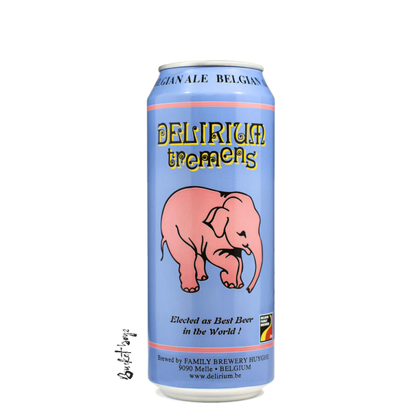 Delirium Tremens Can