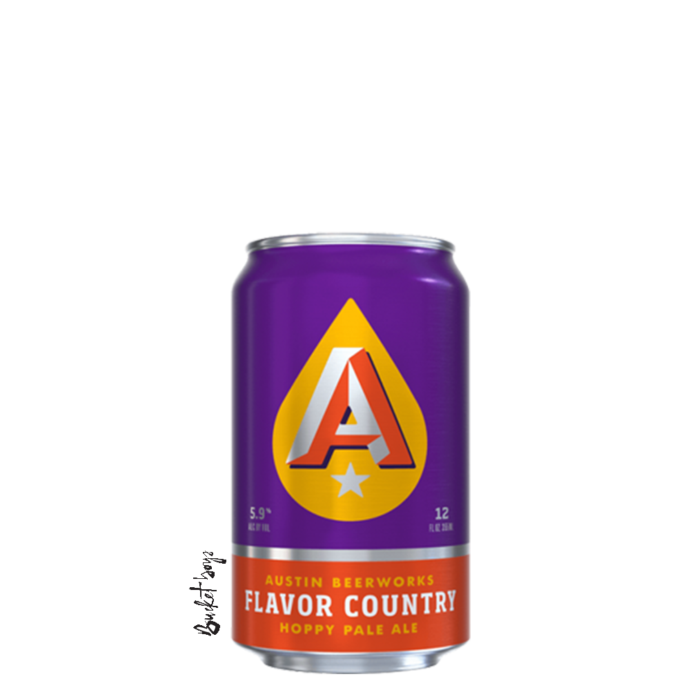 Austin Beerworks Flavour Country