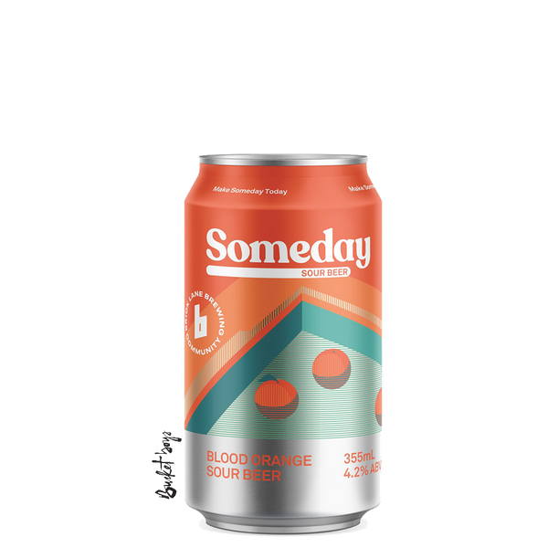 Someday Sour Blood Orange