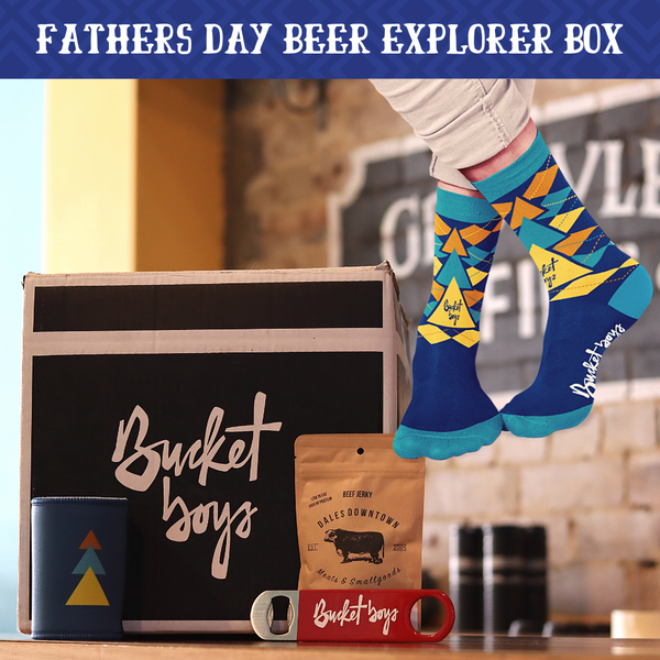 Fathers Day Beer Explorer Box