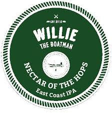 Willie The Boatman Nectar Of The Hops