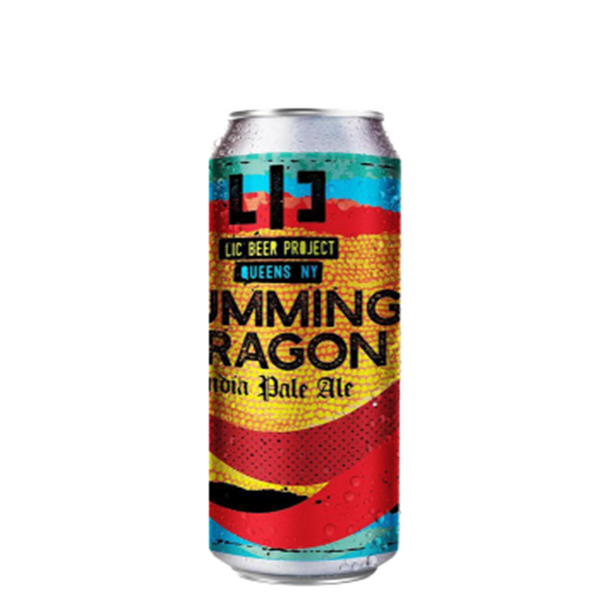 LIC Beer Project Humming Dragon