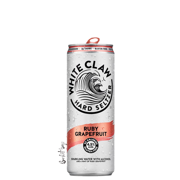 White Claw Ruby Grapefruit Seltzer