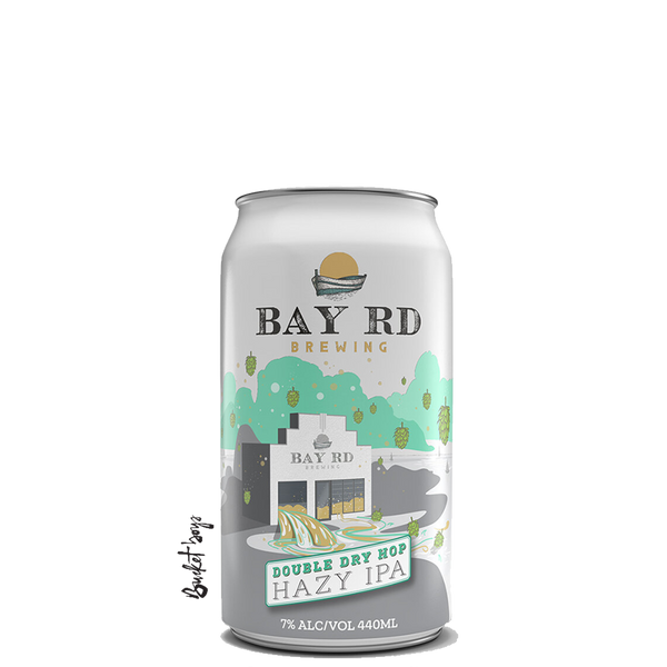 Bay Road DDH Hazy IPA