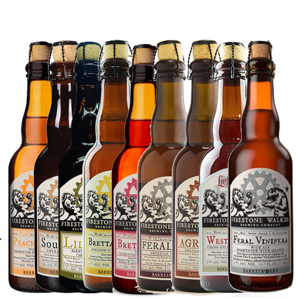 Firestone Walker Barrelworks Sour Collection (9 Beers) - PRE ORDER