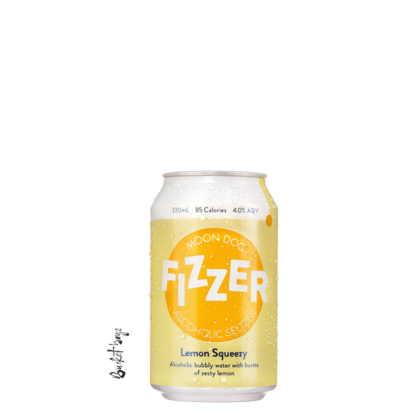Moon Dog Fizzer Lemon Squeezy