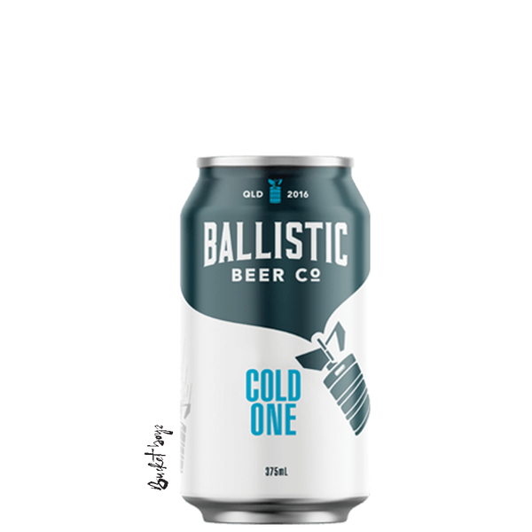 Ballistic Cold One Session Ale