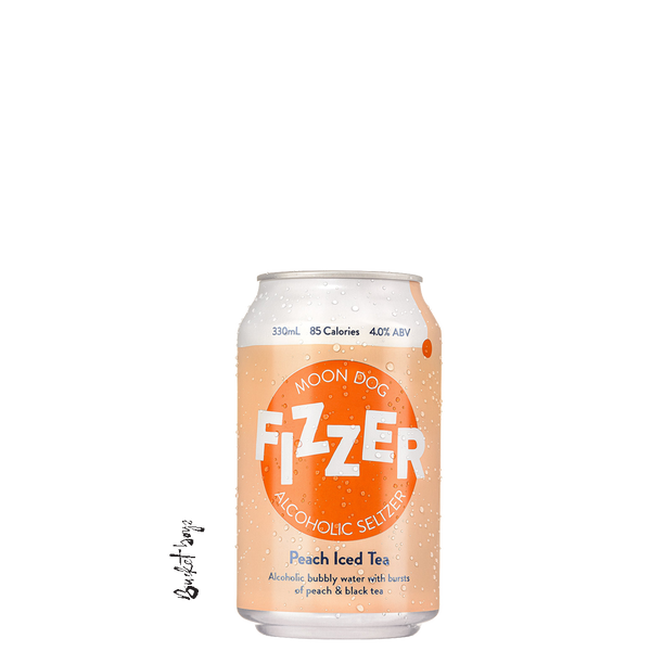 Moon Dog Fizzer Peach Iced Tea