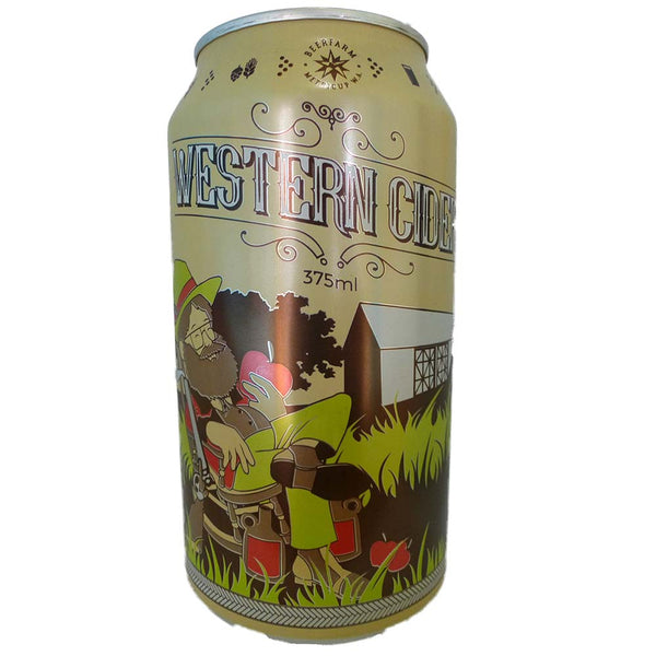 Beer Farm Western Cider (375ml)