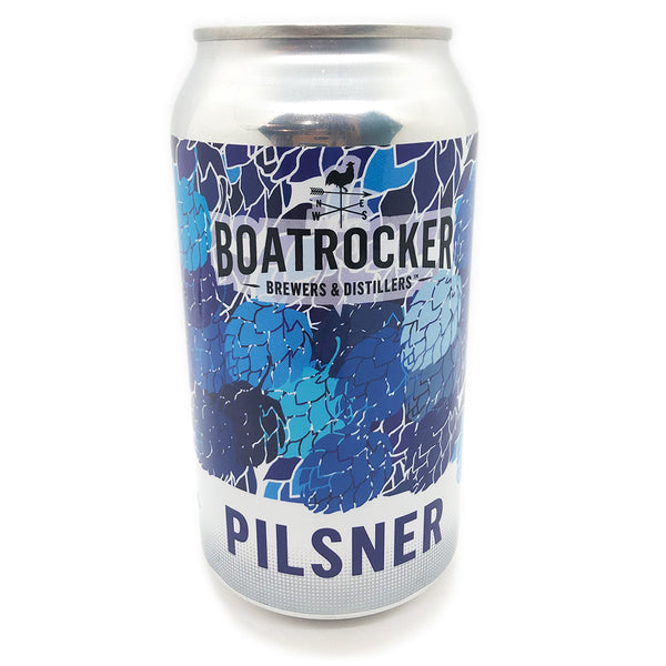 Boatrocker Pilsner Can (375ml)