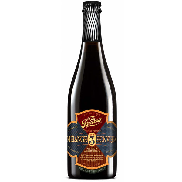 The Bruery Melange #3 (750ml)