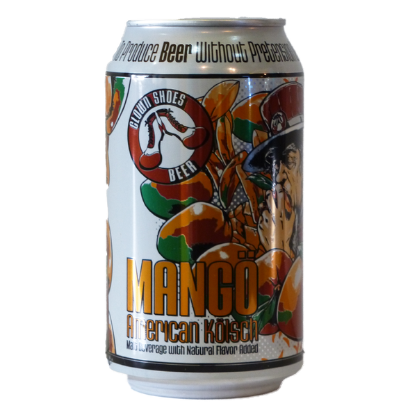 Clown Shoes Mango Kolsch (354ml)