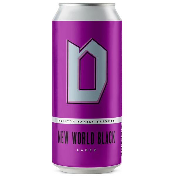 Dainton New World Dark Rye Lager (500ml)