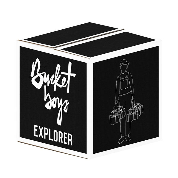Bucket Boys 16 Beers - 16 Styles Beer Explorer Box