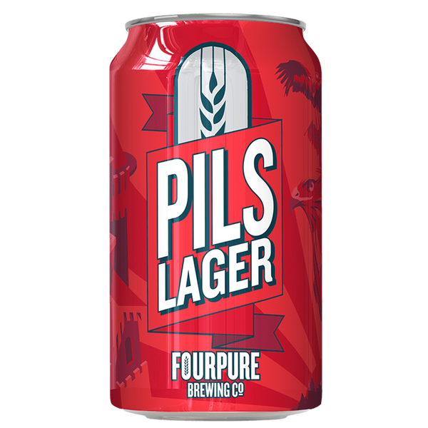 Fourpure Pils (330ml)