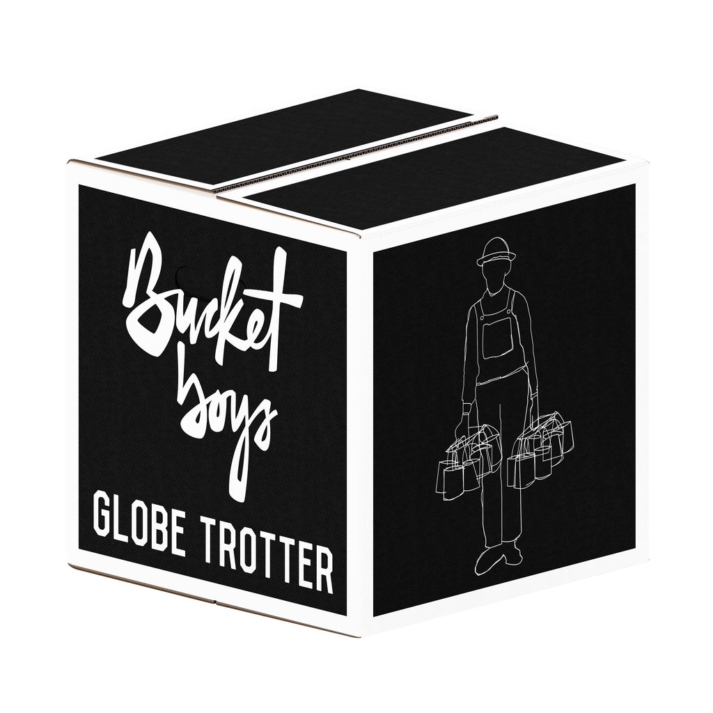 Globe Trotter Beer Box - 16 Beers From Around The World