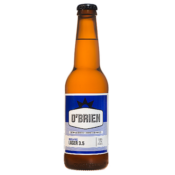 O'Brien Lager 3.5 (330ml)