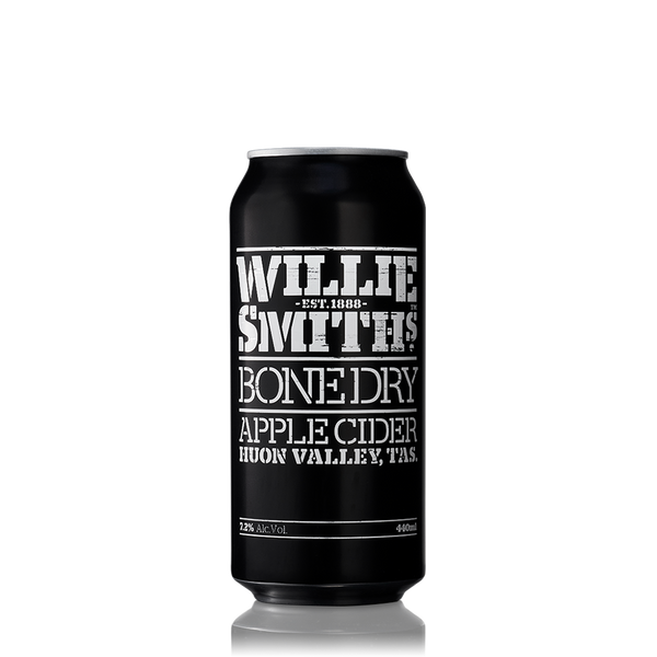 Willie Smiths Bone Dry Cider (440ml)