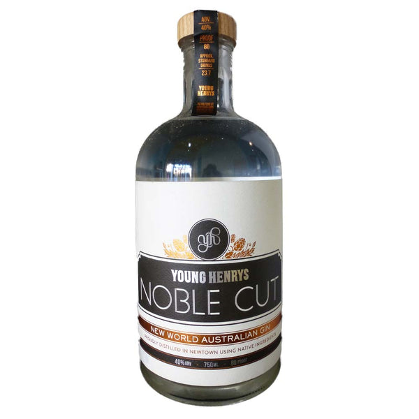 Young Henrys Noble Cut Gin (750ml)