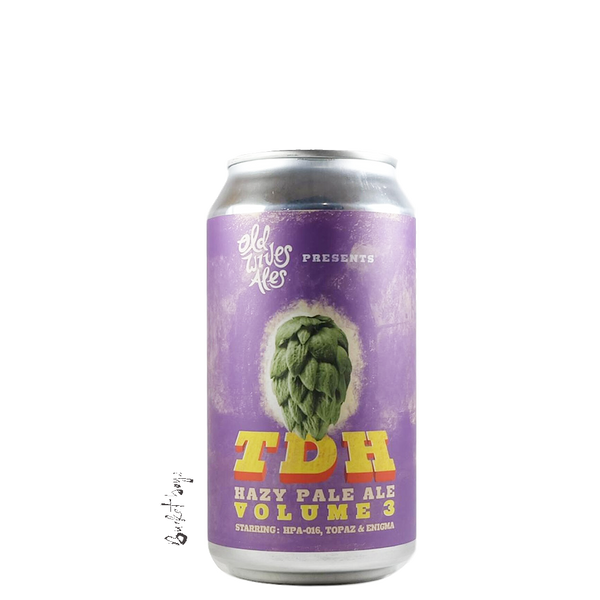 Old Wives Ales TDH Hazy Pale Vol. 3