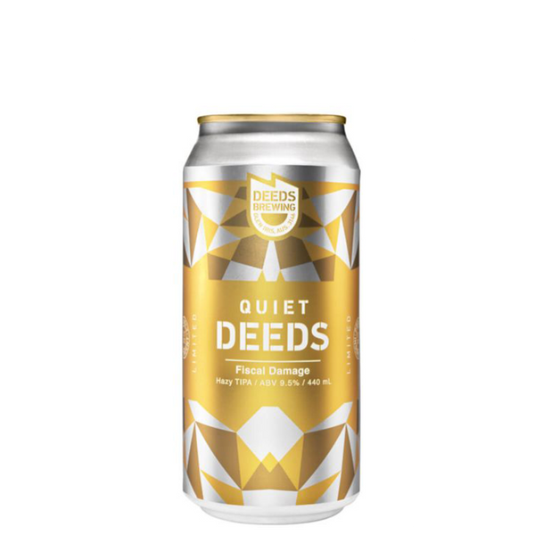 Deeds Brewing Fiscal Damage