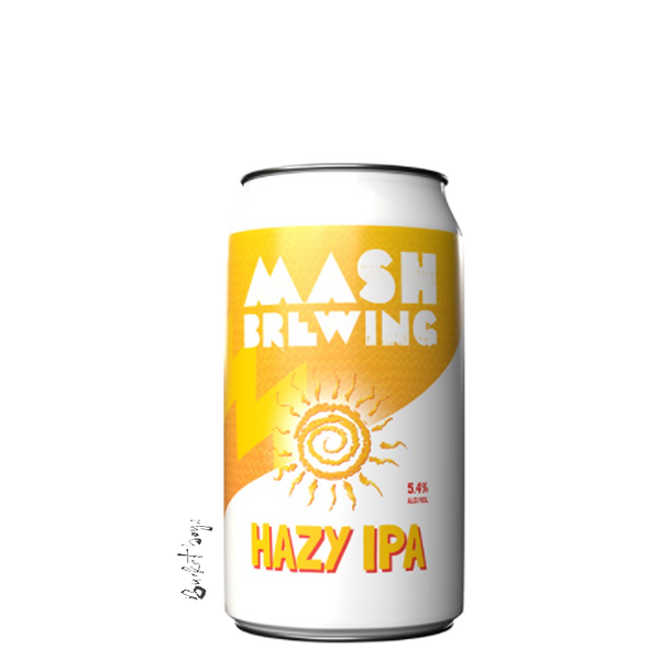 Mash Brewing Hazy IPA