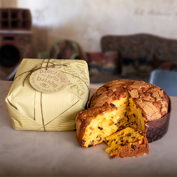 Baladin Panettone Without Candied Fruit