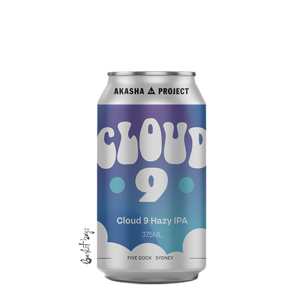 Akasha Cloud 9 Hazy IPA